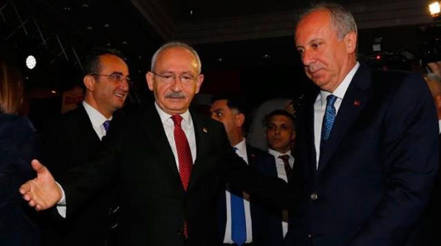 CHP'den kopuşlar 'İnce İnce' başladı! Partinin Yalova teşkilatından 350 kişi istifa etti