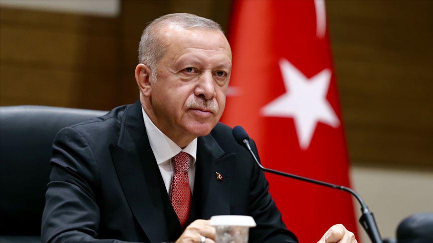 Cumhurbaşkanı Erdoğan, BiP ve Telegrama katıldı