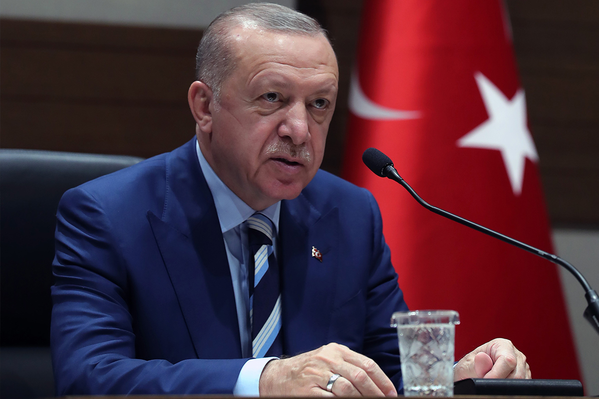Cumhurbaşkanı Erdoğan'dan Orman yangınlarından etkilenen bölgelerle ilgili açıklama!