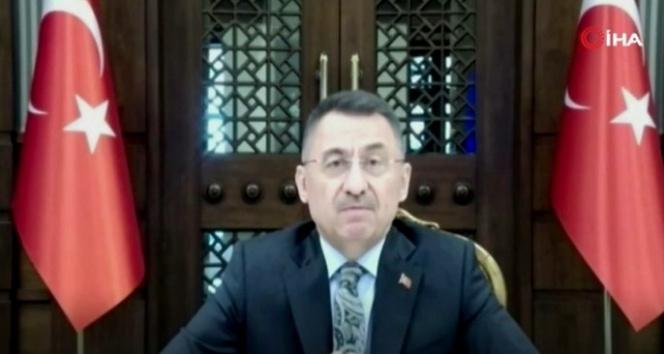 Cumhurbaşkanı Yardımcısı Oktay: 'Dijital imzada yol haritamızdan daha hızlı gidiyoruz'