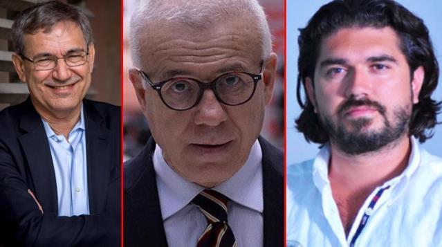 Cüneyt Özdemir 'Hangisi daha yakışıklı?' anketi yaptı, çıkan sonuç Ertuğrul Özkök'ü üzdü