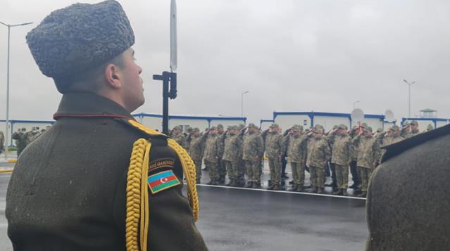 Dağlık Karabağ'daki Türk-Rus Ortak Merkezi faaliyete başladı! İşte ilk görüntüler