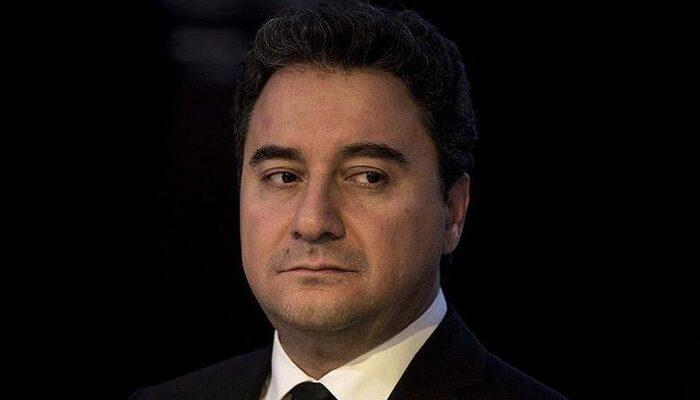 DEVA Partisi Genel Başkanı Ali Babacan'dan sert eleştiri: Size acı bir reçete yazalım