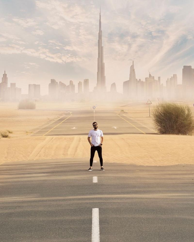 Dubai'nin nabzını tutan bir Türk