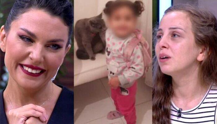 Ece Üner ile Susma programı 3 yaşındaki kaçırılan kızı buldu