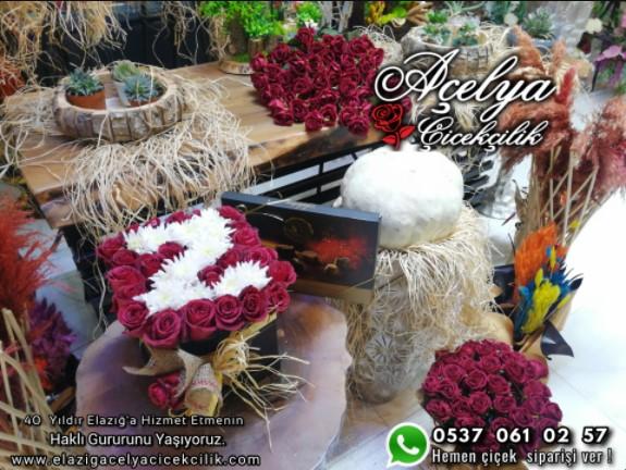 Elazığ çiçekçi