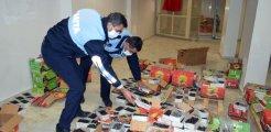Elazığ'da 1,5 ton bozulmuş hurma ele geçirildi