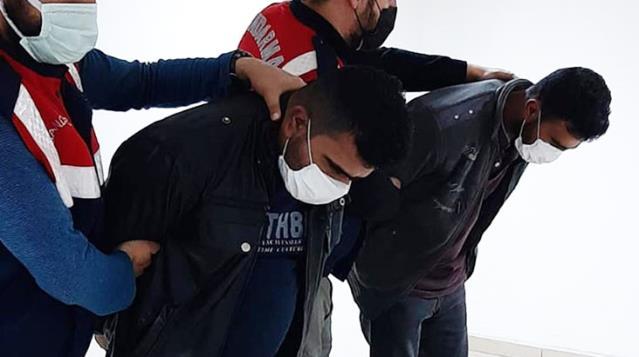Ellerinde masumların kanı var! Eylem hazırlığındaki teröristler saklandıkları konteynerde yakalandı