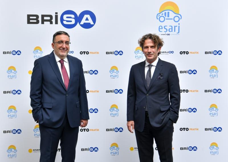 Enerjisa Enerji ve Brisa, Türkiye'de elektrikli araçlar için hızlı şarj istasyonu sayısını artırmayı hedefliyor
