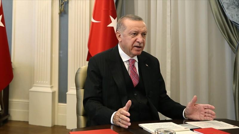 Erdoğan'dan ABD'ye: Bu nasıl müttefikliktir?