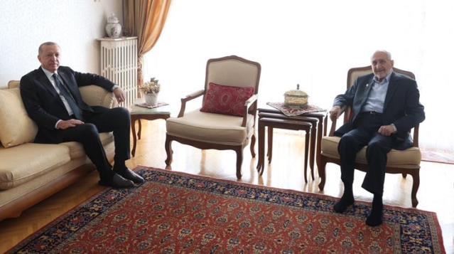 Erdoğan'la görüşen Saadet Partili Oğuzhan Asiltürk'ten ittifak sözleri: Açıklarsam bölünme olur