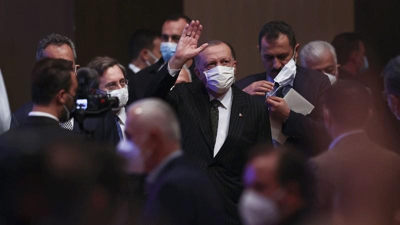 Erdoğan: Okullarımızı açık tutmakta kararlıyız