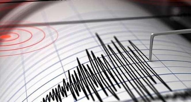Erzincan'da 2.8 büyüklüğünde deprem