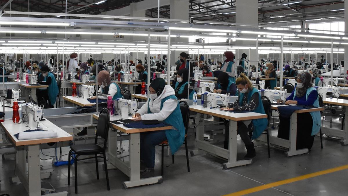 Erzurum'da istihdam atağı! 'Tekstilkent' ile 2023'de 5 bin kişi iş sahibi olacak