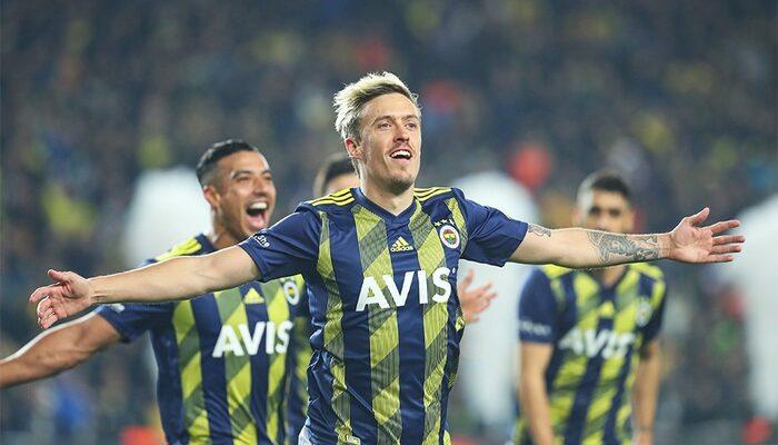 Fenerbahçe'den ayrılan Max Kruse, gollerine devam ediyor