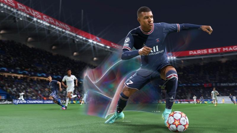 FIFA 22'nin final sürümünün ilk oynanış görüntüleri açığa çıkıyor!