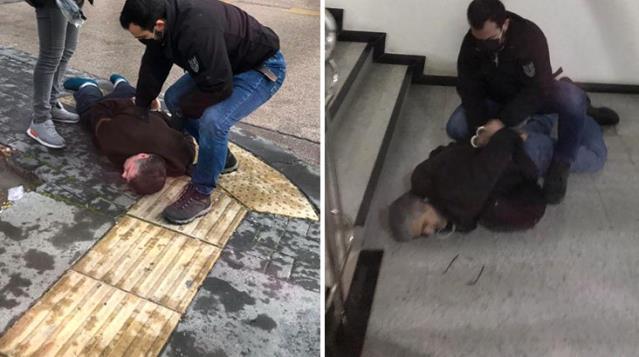 Firari eski emniyet müdürleri, Ankara'da FETÖ'nün hücre evinde yakalandı