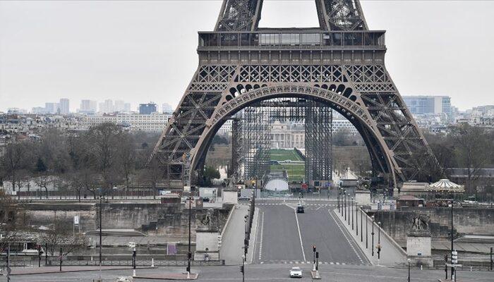 Fransa'da koronavirüs kabusu! 60 bin 486 yeni vaka