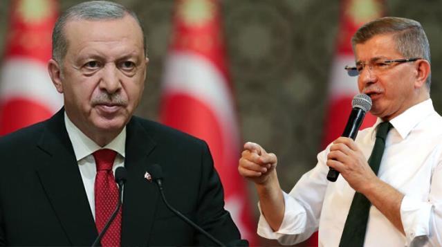 Gelecek Partisi lideri Ahmet Davtuoğlu aşı üzerinden hükümeti eleştirdi: Halkı tehlikeye attılar