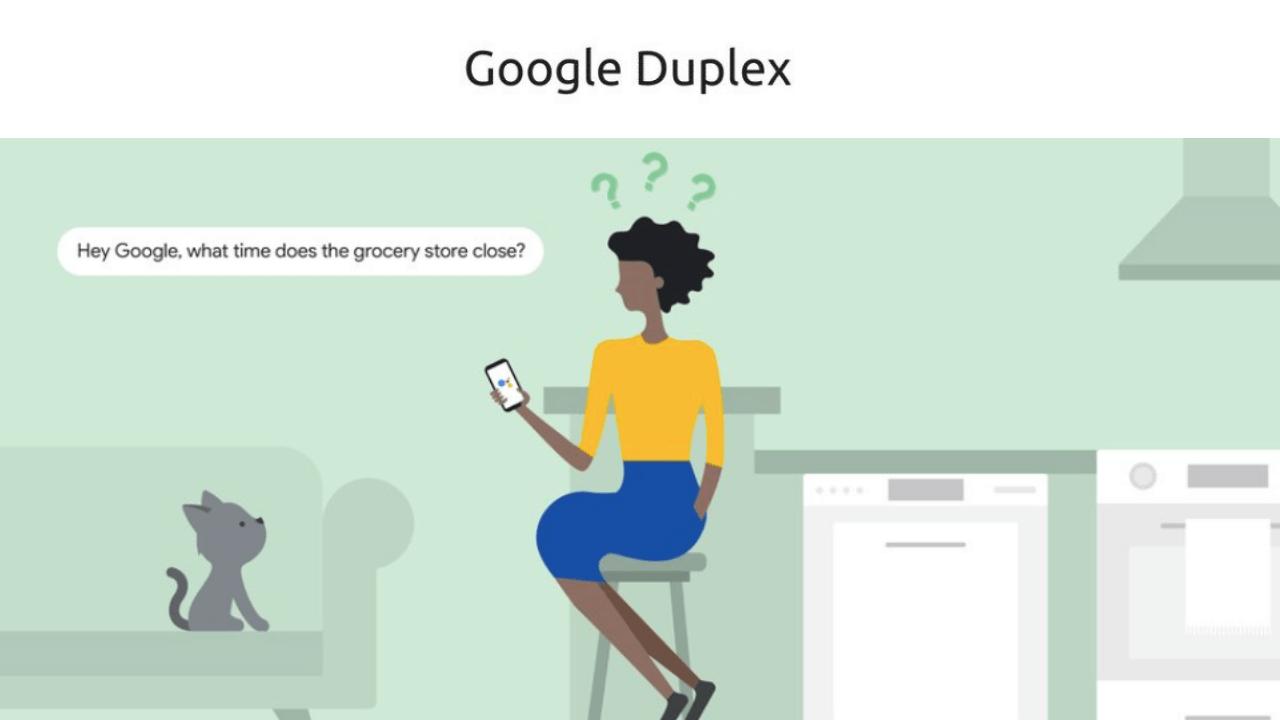 Google'ın yapay zeka asistanı Duplex, pandemi döneminde 3 milyondan fazla güncelleme yaptı