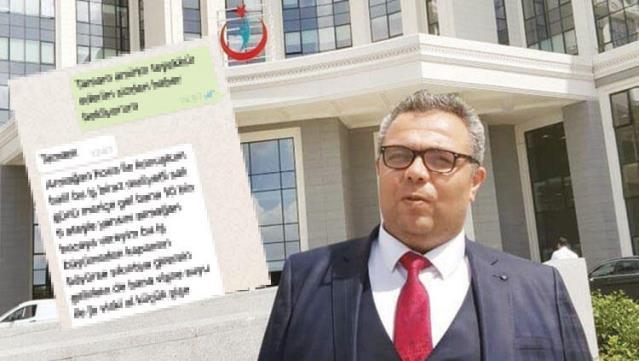 Hastanede rüşvet skandalı! Hizmetli memurdan tutanağın iptali için 10 bin TL istendi