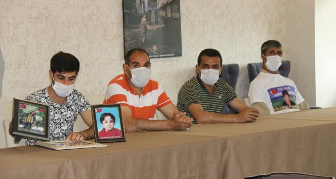 HDP önündeki aileler, eylemlerine kaldıkları otelde devam etti
