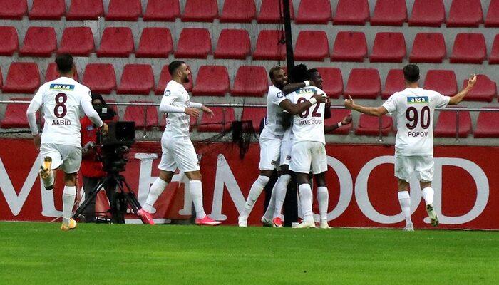 Hes Kablo Kayserispor 0-1 Atakaş Hatayspor | Maç Sonucu