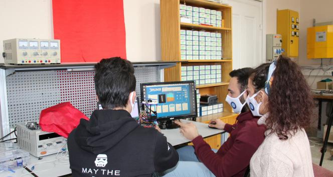 HÜMA projesi TEKNOFEST'e damga vurmaya hazırlanıyor