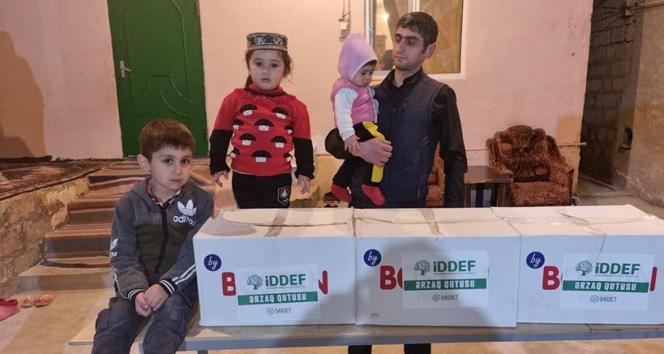 İDDEF, Karabağ'da kardeşliği pekiştirdi