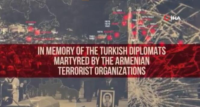 İletişim Başkanı Altun'dan Ermeni Terör Örgütü ASALA'nın iç yüzünü anlatan video