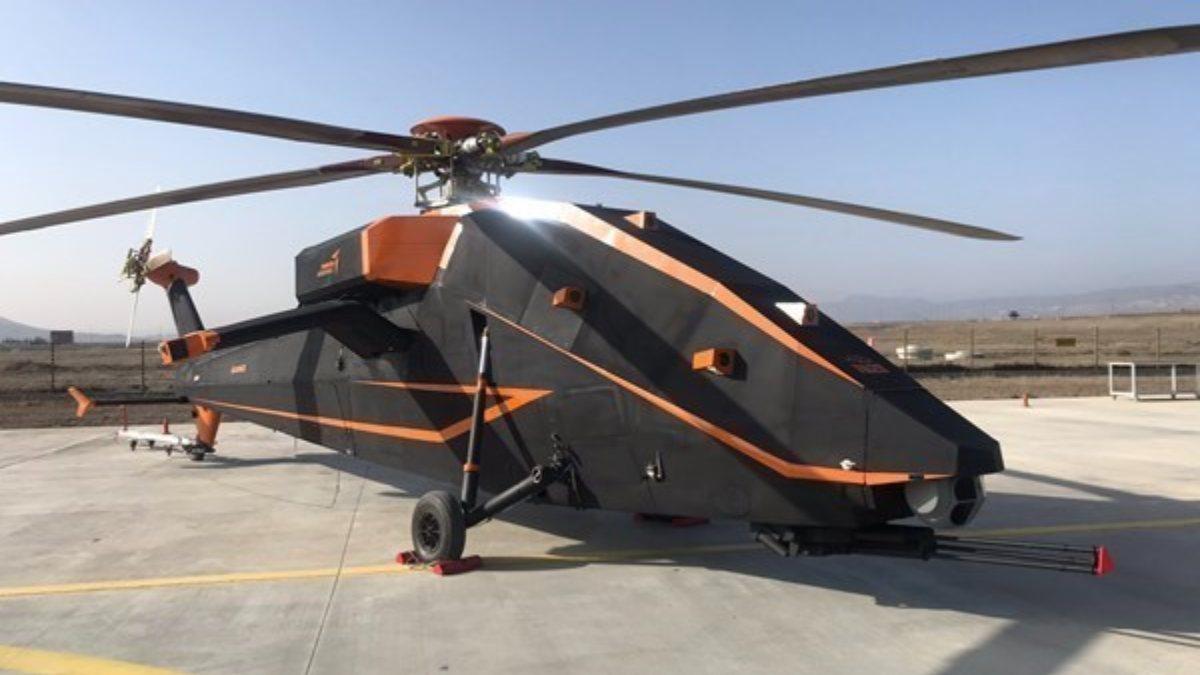 İnsansız elektrikli helikopter T629 nedir, özellikleri neler? TUSAŞ T629 hakkında..