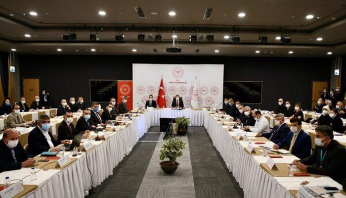 İstanbul'da koronavirüs toplantısı! Bakan Koca detayları paylaştı