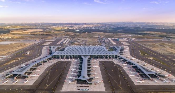İstanbul Havalimanı Avrupa'da zirvede