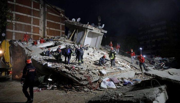 İzmir'deki arama kurtarma çalışmalarının bitirilmesi planlanıyor