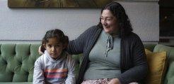 Kaçırılan kızına kavuşan anne: 4 yıldır sevmek, koklamak hayali kuruyordum