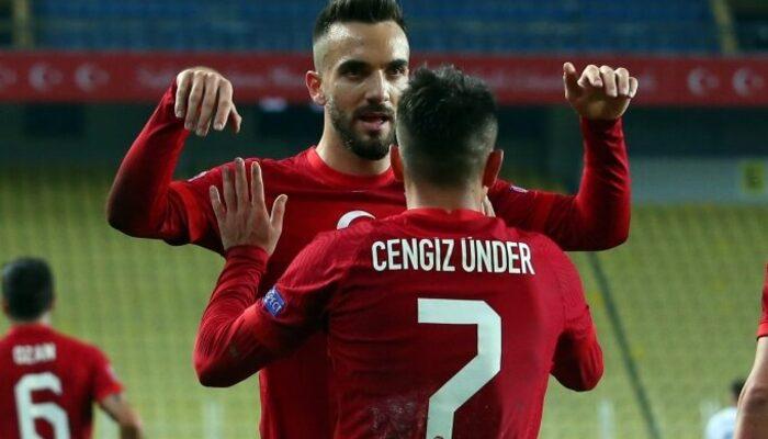 Kenan Karaman: Macaristan'ı da yenmek istiyoruz