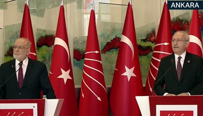 Kılıçdaroğlu ve Karamollaoğlu'dan 'Berat Albayrak' açıklaması