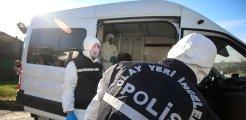 Konya'da bir kişi tartıştığı hamile eşini silahla öldürdü