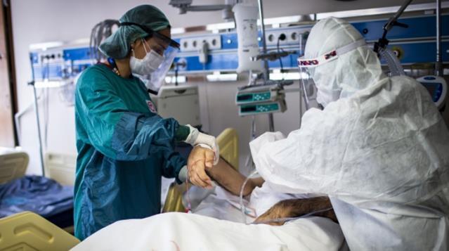 Korkutan araştırma! Kovid-19'u atlatanların üçte biri ilk 5 ayda tekrar hastaneye kaldırıldı