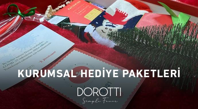 Kurumsal Hediye paketi - Dorotti