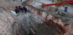 Kuyu açarken göçük altında kalan diğer işçinin cansız bedenine ulaşıldı