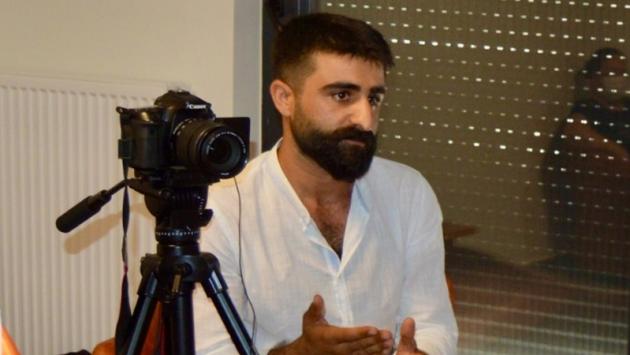 MA muhabiri Mehmet Aslan'ı gözaltına alıp gazeteciliği sordular!