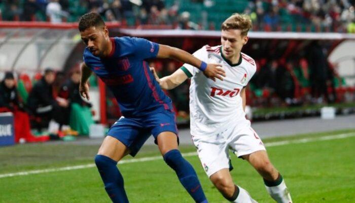 MAÇ SONUCU | Lokomotiv Moskova 1-1 Atletico Madrid
