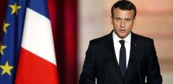Macron'dan liderlere bir küstah çağrı daha: Türkiye'ye karşı AB ülkelerinin egemenliğini savunmalıyız