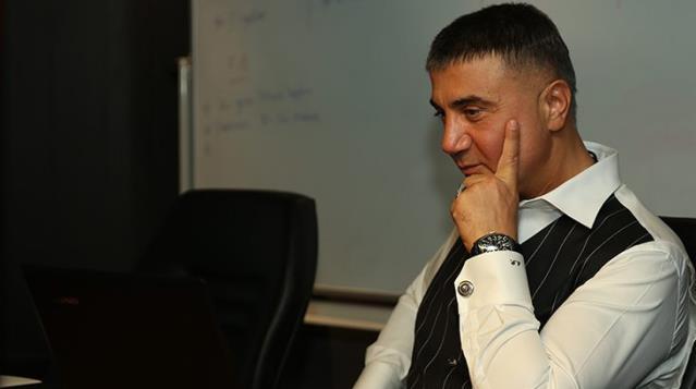Makedonya'dan sınır dışı edilen Sedat Peker suskunluğunu