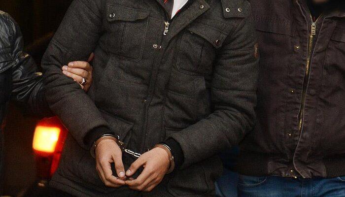 'Maklube' sofrasında yakalandılar! Polisten baskın