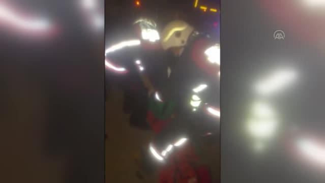 Malatya'da kamyon ile otomobil çarpıştı: 2 yaralı