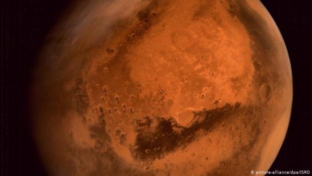 Mars'ta yeraltı gölleri keşfedildi