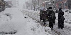 Meteoroloji 4 ilimizi uyardı! Kuvvetli kar yağışı geliyor
