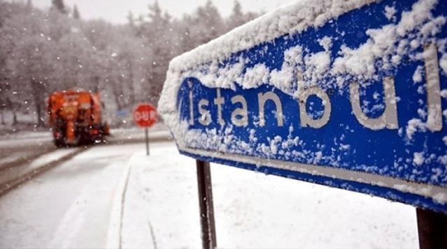 Meteoroloji'nin ardından AKOM'dan İstanbul uyarısı: Perşembe günü kar bekleniyor